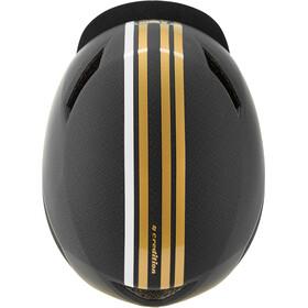 ABUS Yadd-I #credition Kask rowerowy, black nugget